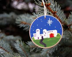 christian ornaments and inspired family by jessetreetreasures