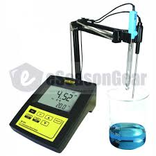 243 milwaukee mi150 ph temp bench meter free shipping