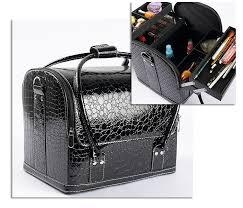 professional makeup storage professional cosmetic bag large capacity portable women