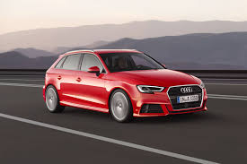 car lease europe 2017 audi a3 and s3 get updated tech and powertrains for europe