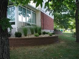 front yard landscaping retaining wall landscaping retaining
