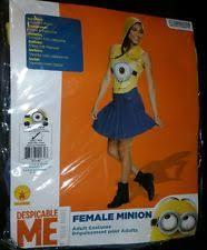 despicable me costume ebay