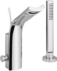 Bathroom Taps With Shower Attachment Crosswater Bath Taps Archives Bathrooms