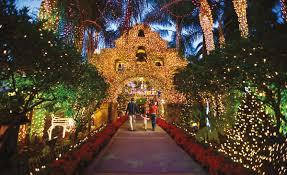 festival of lights riverside 2017 riverside s mission inn lights up the holidays voice