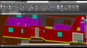 architecture home design 3d architectural house design in autocad 2018 part 2 with