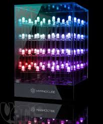 hypnocube 4cube dynamic 3d light display