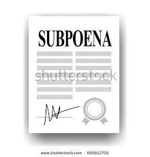 subpoena stock images royalty free images u0026 vectors shutterstock
