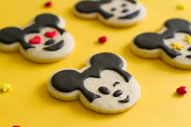 cookie emoji mickey emoji sugar cookies disney family