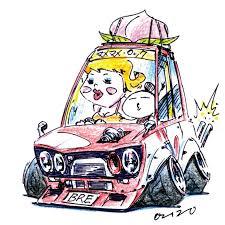 164 anime cars images car drawings car