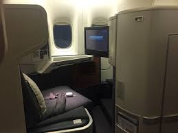 cathay pacific black friday deals review cathay pacific business class 777 300er boston to hong