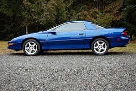 1995 camaro colors 1995 chevy camaro z 28 1le spec sheet