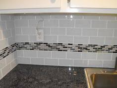 tiles for kitchen backsplash gray white some brown tones modern subway kitchen backsplash tile