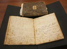how a pair of 19th century cookbooks led to the rediscovery of a