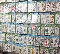tattoo decal paper buy wholesale temporary tattoos fashion waterproof body tattoo sticker