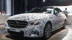 mercedes e class concept 2017 mercedes e class tons of technology car