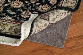 Non Slip Area Rug Pad 9 U0027 X 12 U0027 Area Rug Pad Reversible With Non Slip Rubber Backing