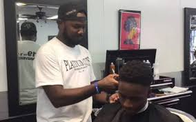 york co sc barbershops give free haircuts for the herald