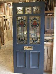 Interior Door Stain Best 25 Stained Glass Door Ideas On Pinterest Stained Glass