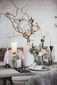winter wedding decorations scandinavian winter wedding ideas rustic decor 100 layer cake