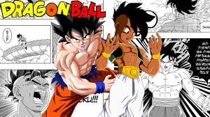 dragon ball fan manga dragon ball ex chapters 19 20 finale goku s final moments the