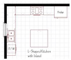 Rectangular Kitchen Ideas Best 25 L Shaped Kitchen Designs Ideas On Pinterest L Shaped