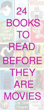 books to read before the movie comes out rest of 2016 early 2017