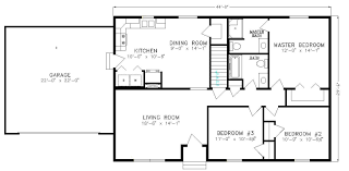4 bedroom ranch style house plans modren simple 4 bedroom ranch house plans for the coastal on