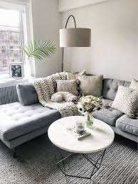 living room interior love this west elm lamp round coffee table liketoknow it http