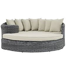 Outdoor Day Bed by Transitional Gray Outdoor Daybed Shades Of Light