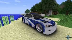 minecraft sports car 1 8 x машина без модов в minecraft minecraftonly начать игру