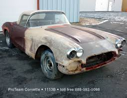 1961 corvette project for sale corvette for sale 1961 1113b