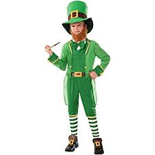 leprechaun costume big boys leprechaun costume large 12 14 toys
