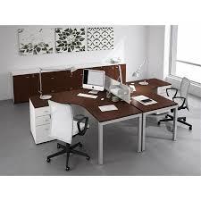 mobilier bureau modulaire mobilier de bureau oxi poste compact 90 mobilier de bureau