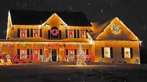 Home Lighting Ideas Interior Decorating by Outdoor Christmas Lighting Decorations Ideas For Home Office Back