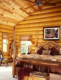 Log Home Bedrooms North Carolina Dream Log Home In The Smoky Mountains