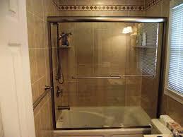 bathroom frameless sliding shower doors shower doors lowes
