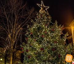 christmas tree lighting near me santa s arrival and holiday tree lighting salem main streets
