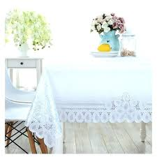plastic table covers for weddings plastic wedding tablecloth tablecloth floral printed soft glass