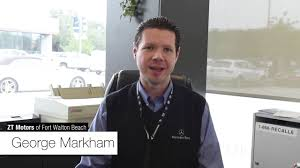 toyota financial services markham zt motors mercedes benz finance manager george markham youtube