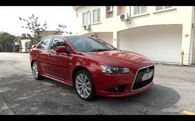 mitsubishi lancer 2017 manual 2010 mitsubishi lancer 2 0 gt start up and full vehicle tour youtube
