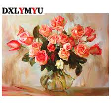 Flower Decorations For Home by Online Get Cheap Christmas Rose Pictures Aliexpress Com Alibaba