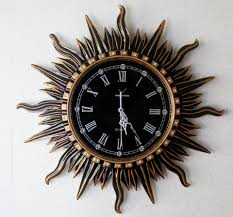 smartly large oversized diy d wall clock angel guardian digital