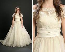 vintage wedding gowns with sleeves