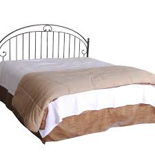 King Metal Headboard King Metal Headboard And Bed Frame Ebth