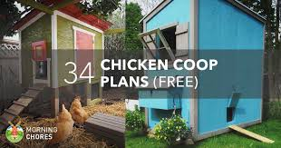 Backyard Chicken Coop Ideas 61 Diy Chicken Coop Plans That Are Easy To Build 100 Free