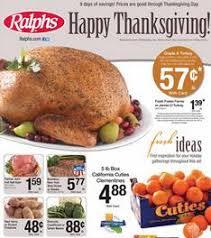 ralphs weekly ad 11 19 11 27 2014 grade a turkey