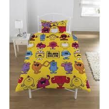kids childrens men men show design bedding duvet cover