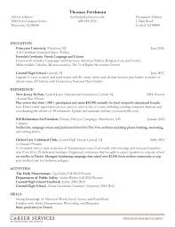 Student Resume Sample Pdf by College Resume Template U2013 10 Free Word Excel Pdf Format