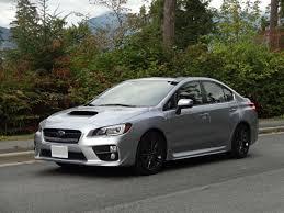 subaru wrx sti 2016 long term test review by car magazine 2015 subaru wrx sport road test review the car magazine