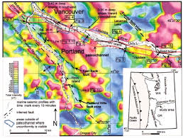 Map Of Portland Or Area by Late Pleistocene And Holocene Tectonics Of The Portland Basin